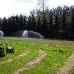 nawadnianie szkolki lesnej 3