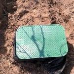 prace gruntowe w sadzie 12