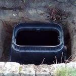 studnia systemu nawadniania 2